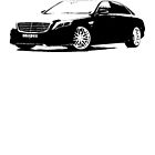 Brabus Mercedes-Benz S-Klasse by garts