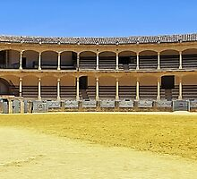 Plaza el Toros - Can You Hear It? by TonyCrehan
