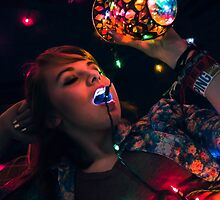 Drink in the Lights by Diana Chao