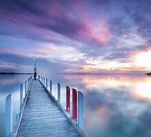 Metung sunset by maddie5