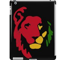Lion Rasta Reggae iPad Case/Skin