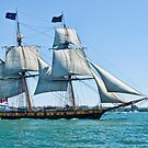The Tall Ship The Pride of Baltimore by Gerda Grice