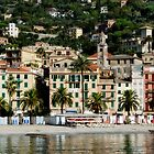 Rapallo, Italy by Gerda Grice