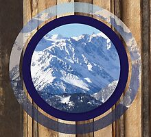 Mountains Collage by infloence