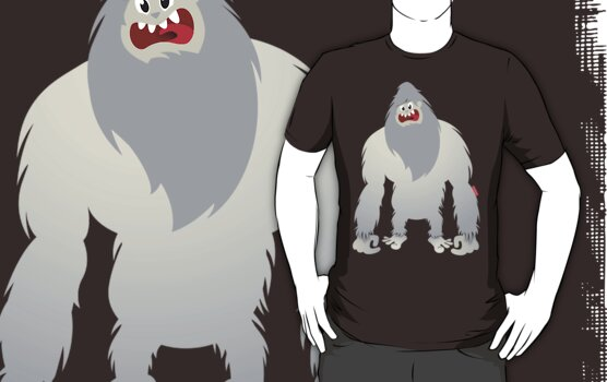 Yeti by Kicksaus