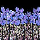 Perfect Pastels - Eremophila Veronica by Georgie Sharp