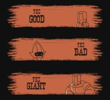 The Good, The Bad, The GIANT! by declin93