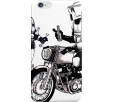 Stormtroopers with Norton iPhone Case/Skin