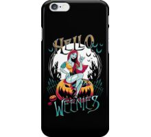 Hello Weenies iPhone Case/Skin