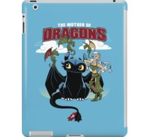 The Mother of Dragons iPad Case/Skin