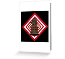One Nation Army Greeting Card