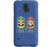 Super Minion Bros Samsung Galaxy Case/Skin