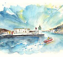 Cartagena Harbour 03 by Goodaboom