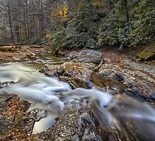 Full of treasures: Dukes Creek (II) by Bernd F. Laeschke