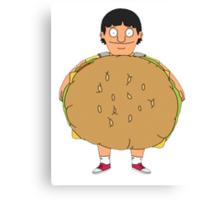 Gene (Burger) Belcher Canvas Print