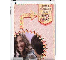 My Teenwolfed Valentine[ I'll Always Be On Your Side] iPad Case/Skin