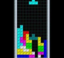 Tetris by Jari Vipele