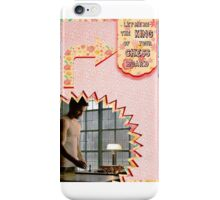 My Teenwolfed Valentine[Let Me Be The King Of...] iPhone Case/Skin