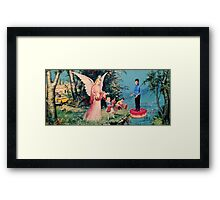 Sweet and Salty Framed Print