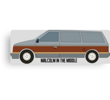 Malcolm In The Middle Canvas Print