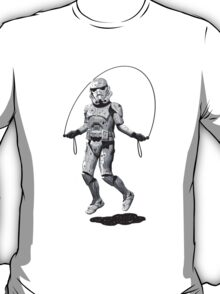 STORMTROOPER SKIPPING T-Shirt