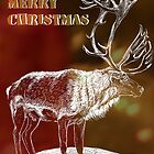 Merry Christmas 2014 by itchingink