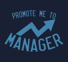 Promote me to manager! by jazzydevil