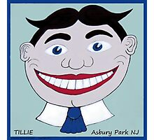 Tillie Face Asbury Park NJ Photographic Print