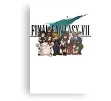 Final Fantasy Vll Metal Print