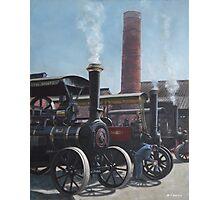 Southampton Bursledon brickworks open day Photographic Print