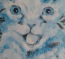 Kitty Cat by Pierapioggia