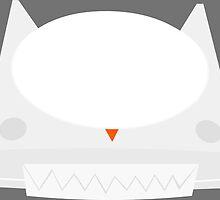 Sega Dreamcat by Gauze LazerFist