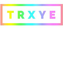 TRXYE - Rainbow by erinoxnam