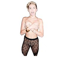 Miley Cyrus for Terry Richardson  by swsw