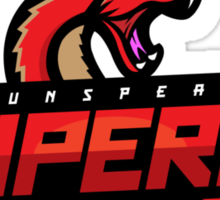 Sunspear Vipers Sticker