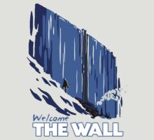 Welcome The Wall by nardesign