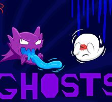 Ghosts by FAllENR0SE