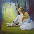 Ballerina by Elena Oleniuc