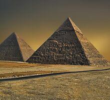 The Great Pyramid of Giza Cairo Egypt   by ╰⊰✿ℒᵒᶹᵉ Bonita✿⊱╮ Lalonde✿⊱╮