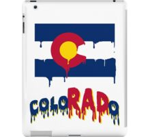 ColoRADo iPad Case/Skin