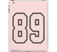 Taylor Swift 89 - Shake It Off - 1989 #shakeitoff iPad Case/Skin