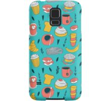 Yummy food Samsung Galaxy Case/Skin