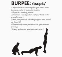 Burpee Defintion by nosnia