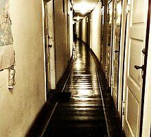 Hallway by lilholt