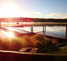 Camp Sunrise by Jennifer de Boer