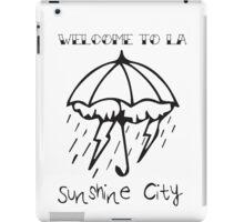 Sunshine City iPad Case/Skin