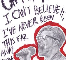 Kaiser Chiefs - Ricky Wilson - Oh My God. by chandnisembhi