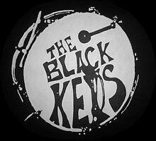 The Black Keys by Marina Totino