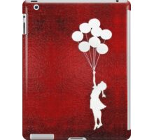 The Balloons Girls iPad Case/Skin