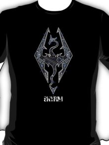 Digital Skyrim T-Shirt